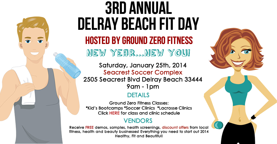 Delray Beach Fit Day