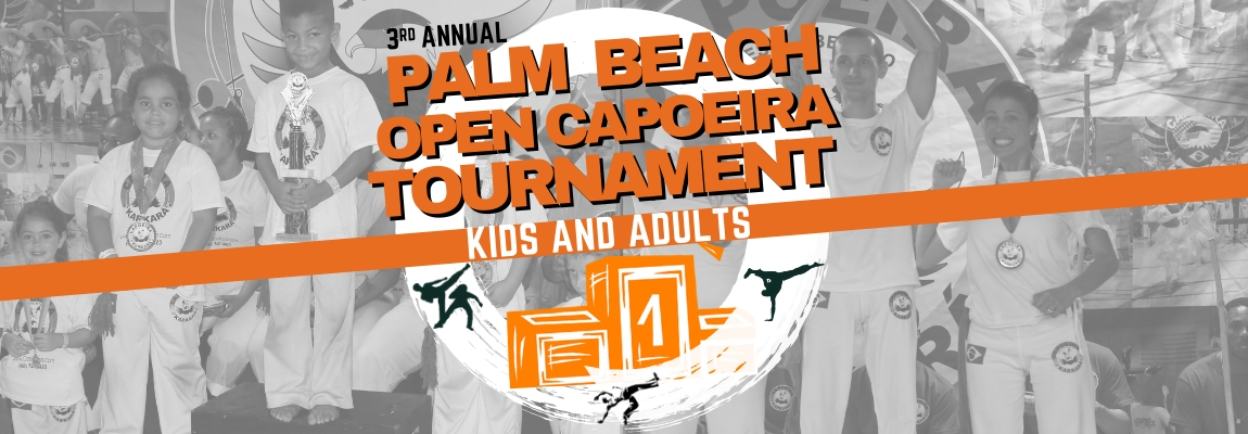 Palm Beach Open Capoeira Tournament